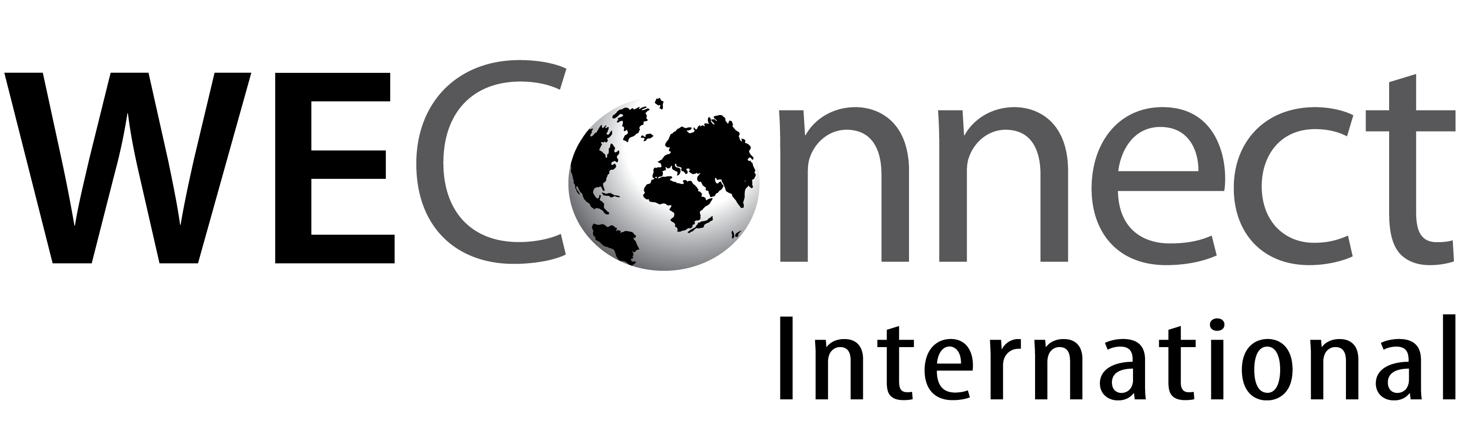 WEConnect International large logo